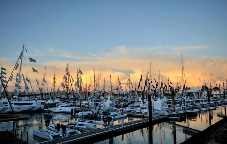 Le grand pavois de la rochelle 2013 compte rendu cm nautisme assurez votre bateau en ligne - La rochelle salon nautique ...