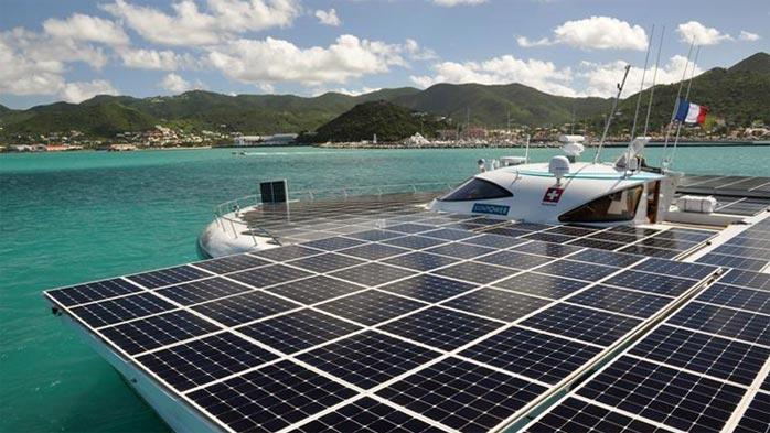 planet solar bateau solaire