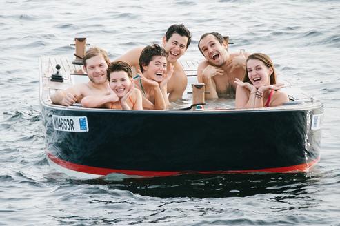 bateau jacuzzi