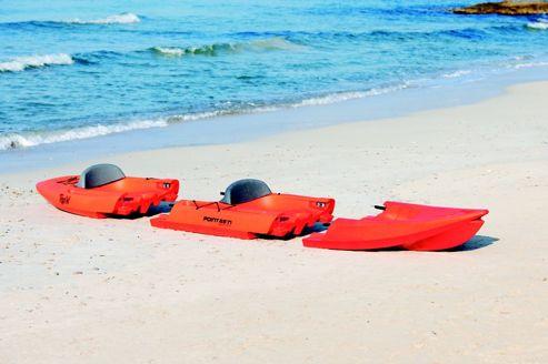 kayak detachable