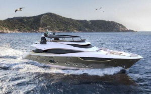 Le Monte Carlo Yachts MCY105 2