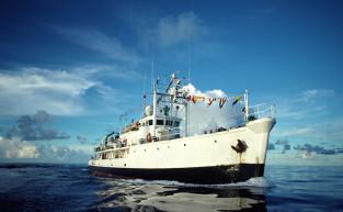 Le bateau du commandant Cousteau pourrait revoir la mer