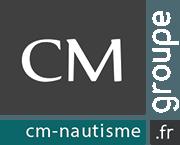 cm logo nautisme