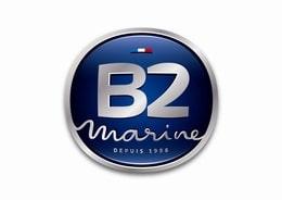 logo B2 marine