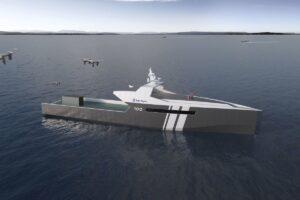 autonomie bateau militaire
