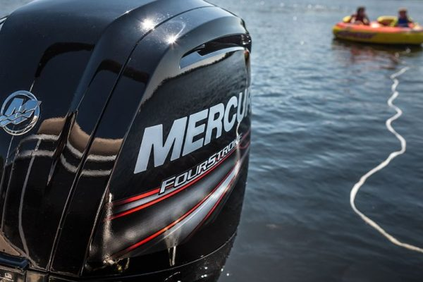 Opération de promotion pour Mercury Marine