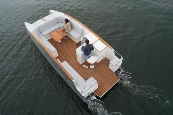 Bagoù 7.0, le bateau électrique de l'année