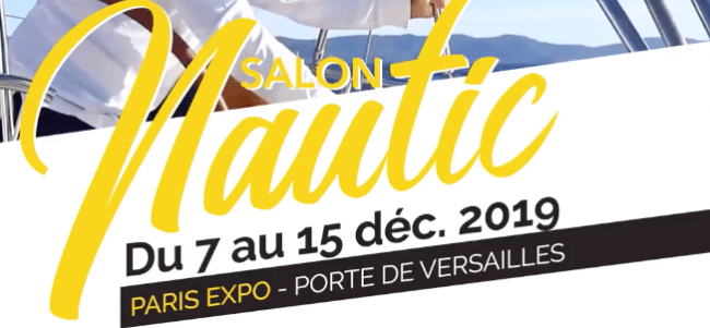salon nautic 2019