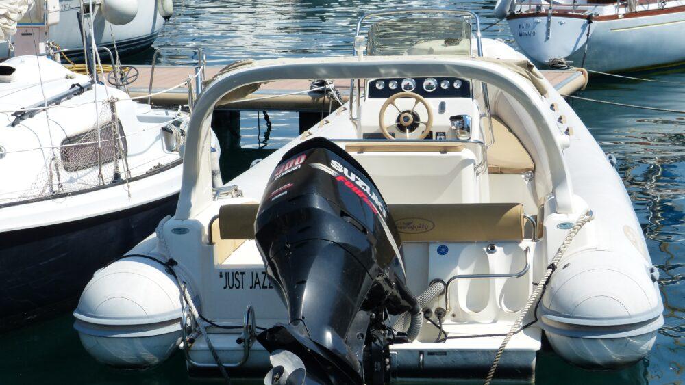 entretien bateau hors-bord